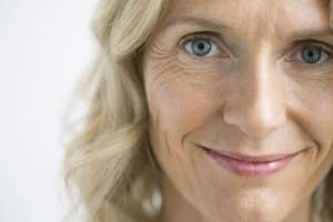 mimične gube na obrazu glajenje gub